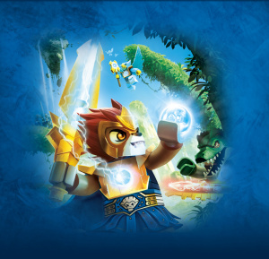 Lego Legends of Chima décliné en 3 jeux