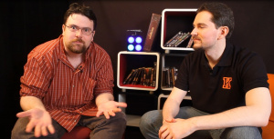 GC 2013 : Fred du Grenier et Krayn à la gamescom