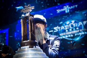 Starcraft II a son nouveau roi