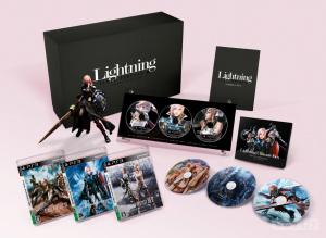 Lightning Returns : Une jaquette et une édition collector