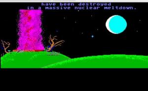 Maniac Mansion se la joue nucléaire - PC / Amiga / Atari ST / Commodore 64