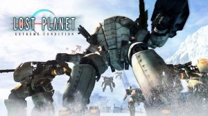 Images : Lost Planet sort couvert