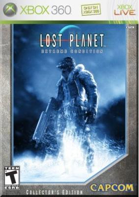 L'édition collector de Lost Planet