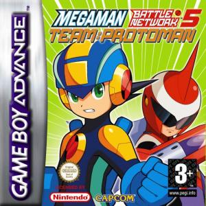 Megaman Battle Network 5 se branche