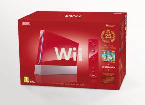 Les Wii et DS rouges arrivent en Europe