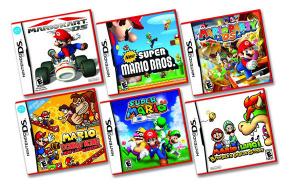Mario passe au rouge aux US