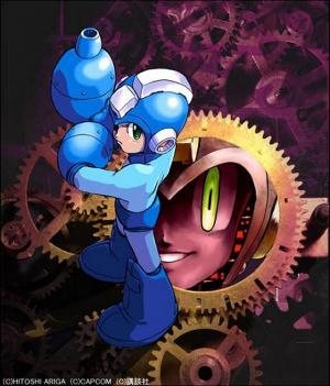 Quand Mega Man investit la PSP