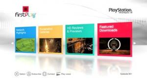 Sony annonce First Play : un mag numérique sur le PSN