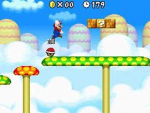 Images : Mario tout beau, tout neuf sur DS