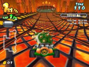 Mario Kart dans les salles d'arcades