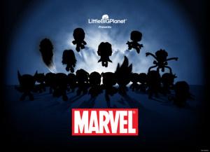 Les super-héros Marvel dans LittleBigPlanet