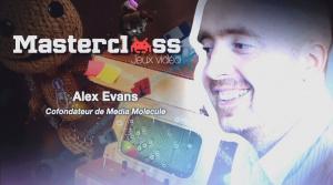 La masterclass d'Alex Evans en vidéo (LittleBigPlanet)