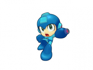 Images : Mega Man Powered Up : les persos