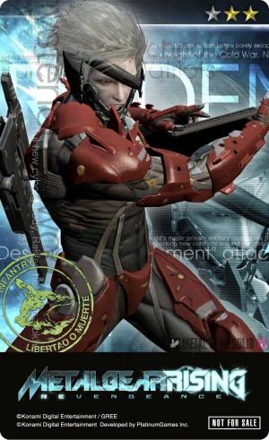 Metal Gear Rising: Un bonus de précommande au Japon