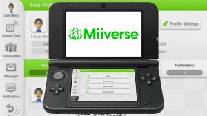 Le Miiverse débarque sur 3DS