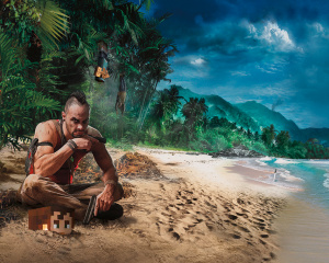 "Minecraft : Un pack de ""folie"", spécial Far Cry 3"