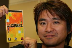 Lumines : Interview Tetsuya Mizuguchi