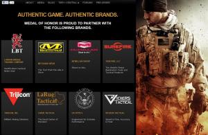 Quand EA promeut la vente d'armes