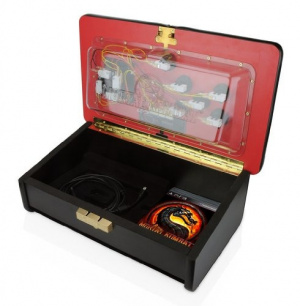 Images de l'édition collector de Mortal Kombat