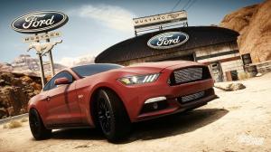 NFS Rivals : La Mustang 2015 en DLC gratuit