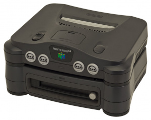 La période 64DD et Ura Zelda