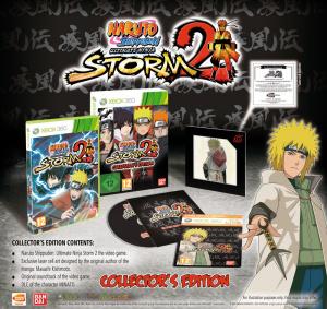 Une date et un collector pour Naruto Shippuden : Ultimate Ninja Storm  2