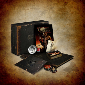 Un collector pour Fallout New Vegas