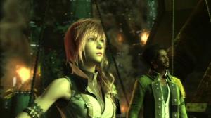 Comparatif PS3/360 de Final Fantasy XIII