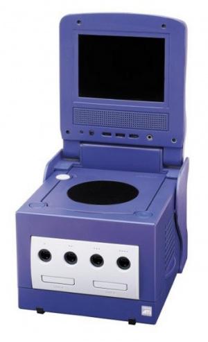 Ecran LCD pour la Gamecube