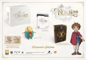 Ni No Kuni PS3 : Un nom français et une édition limitée
