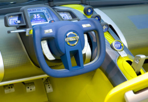 PGR 3, encore mieux dans une vraie Nissan