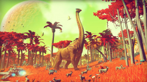 No Man's Sky : 5 milliards d'années de durée de vie