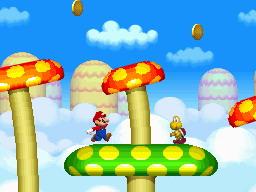 Images : New Super Mario