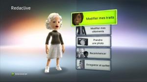Les avatars Xbox 360 privés de sexe