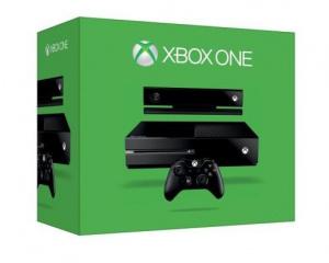 Xbox One + Capteur Kinect à 449 €