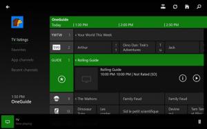 Xbox One : De nouvelles options SmartGlass