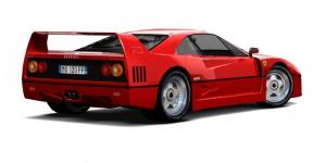 Images : les Ferrari de Outrun 2006