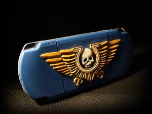 Une PSP collector Warhammer 40000