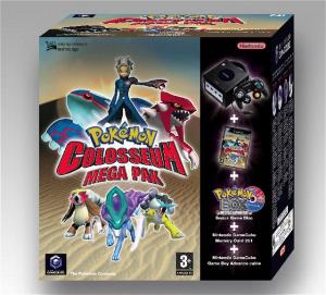 Pokémon Colosseum : le Méga Pak