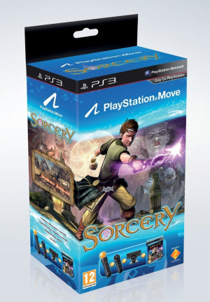 Un pack découverte PS Move + Sorcery
