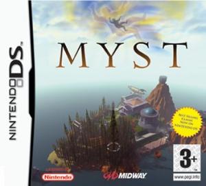 Images : Myst sur DS