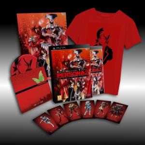 Le Collector européen de Persona 2 : Innocent Sin en détails