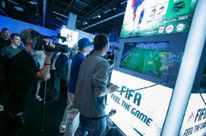 Gamescom : Photos du salon