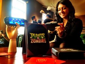 Plantes contre Zombies arrive sur Vita