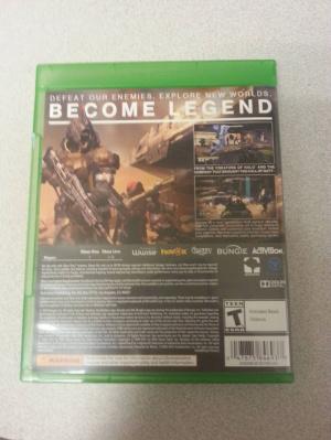 Destiny pèsera 40 Go sur Xbox One