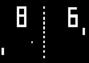 Pong fête ses quarante ans