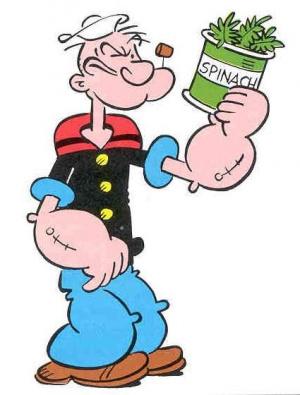 Bientôt des jeux Popeye ?