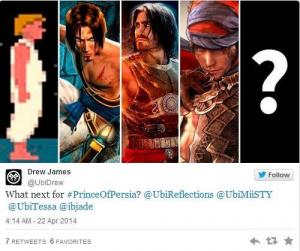 Prince of Persia 2D : Un teasing indésirable ?