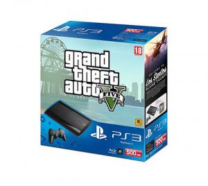 Un bundle PS3 pour GTA V