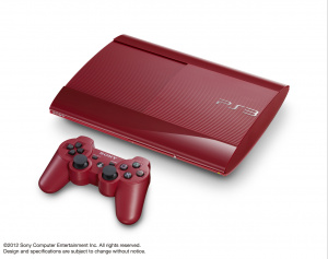 Des nouveaux coloris pour la Playstation 3